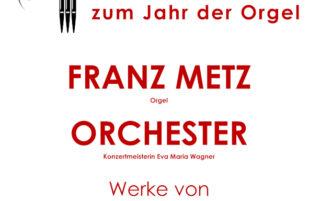 Konzert und Orgel-Ausstellung in St. Pius
